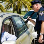 Married couple gets pulled over, but the officer never thought he'd hear such a thing
